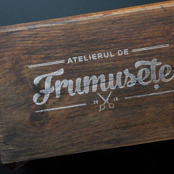 Atelierul de Frumusete - Logo